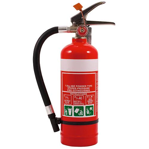 1.5 KG ABE Fire Extinguisher