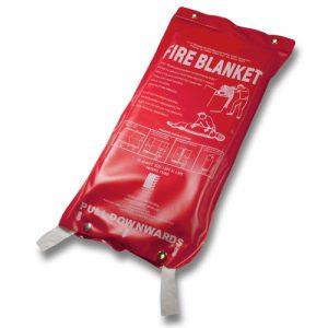 FIRE BLANKET – 1.8 X 1.8M