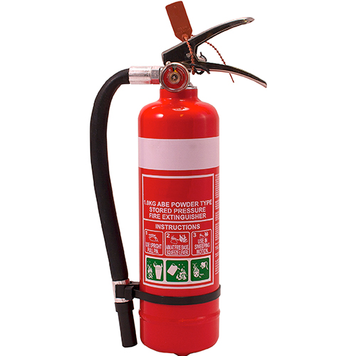 1kg ABE Fire Extinguisher with hose
