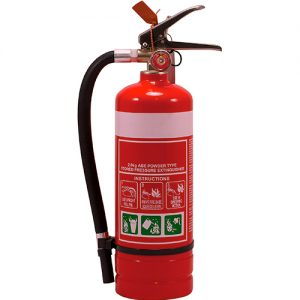 2kg ABE Powder Fire Extinguisher
