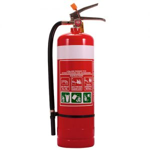 4.5 KG ABE Fire Extinguisher