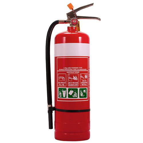 4.5 KG ABE Fire Extinguisher