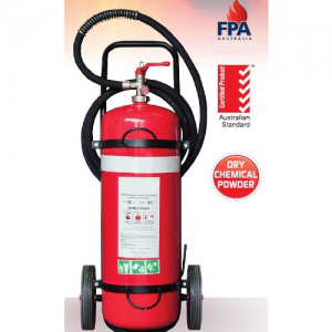 50KG ABE WHEELED FIRE EXTINGUISHER