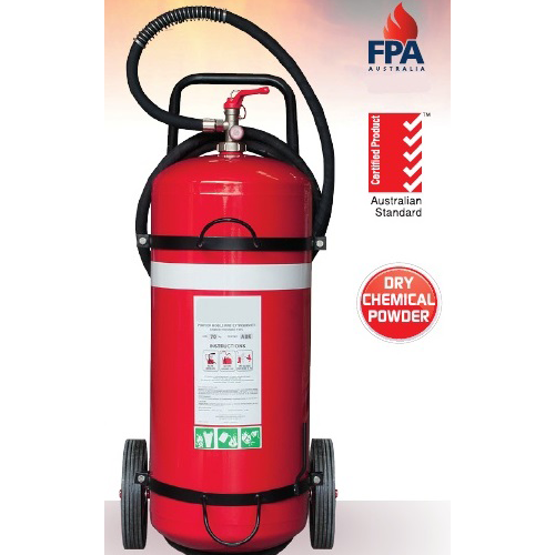 70kg ABE Wheeled Fire Extinguisher