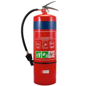 9L AFF FOAM FIRE EXTINGUISHER WITH WALL BRACKET