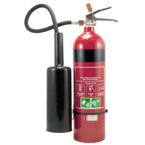 cO2 Fire Extinguisher 3.5 kg