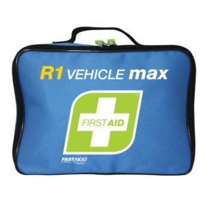 Vehicle First Aid Kit - Soft Case