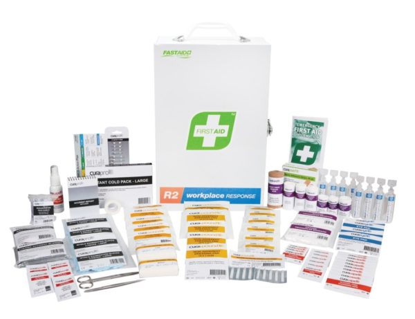 Portable Workplace First Aid Kit Low Risk