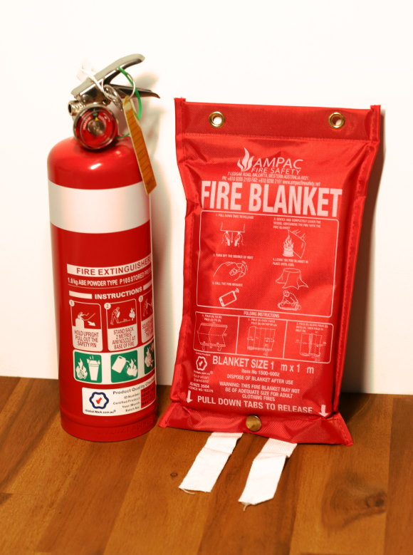 Home Fire Safety Kit - Small