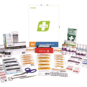FastAid Foodmax Blues First Aid Kit