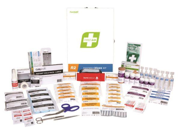 FastAid Foodmax Blues First Aid Kit