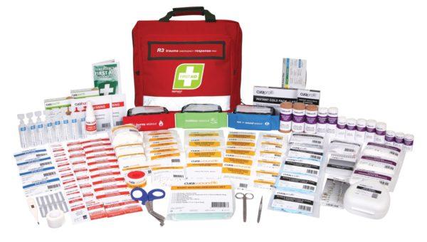 R3 TRAUMA EMERGENCY RESPONSE PRO First Aid KIT