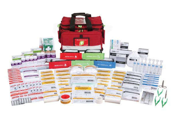 Construction site medic first aid kit, FAR4C30
