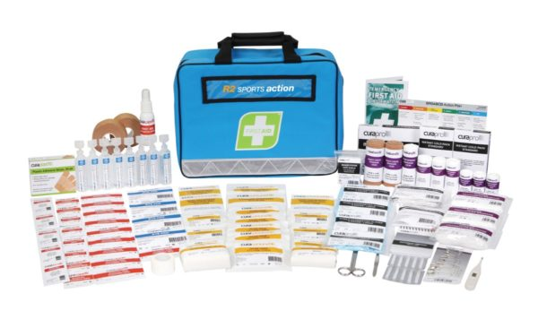 Sports First Aid Kit - Soft Case