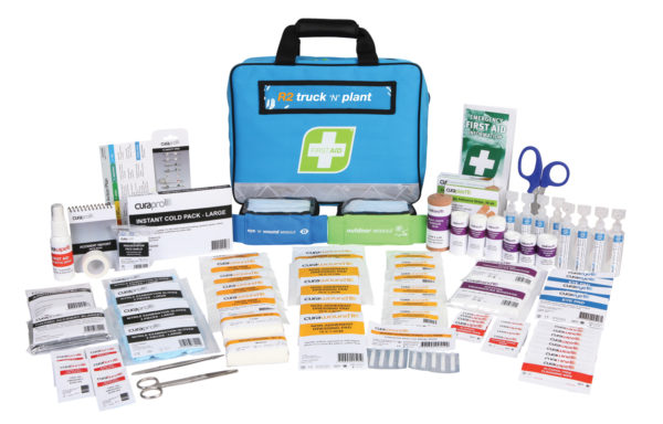 Truck & Plant Operators First Aid kit -Soft Case