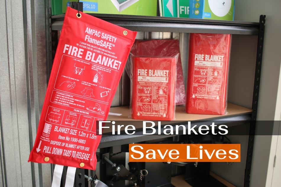 Fire Blankets for Sale