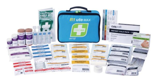 Ute First Aid Kit with Soft Case