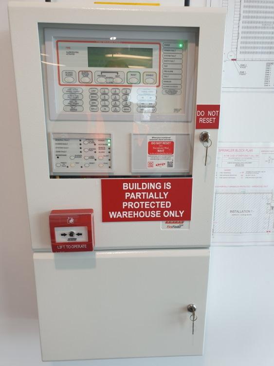 Fire Panel Service Melbourne