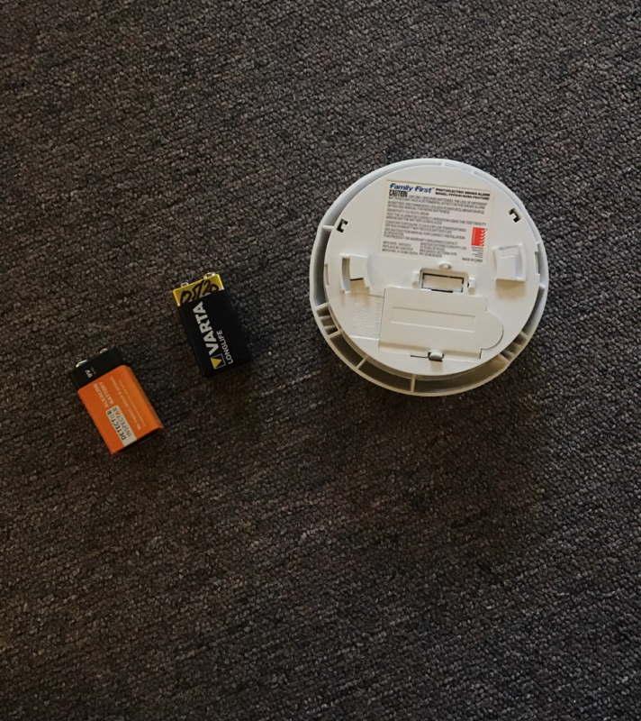 Smoke Alarm Service Testing